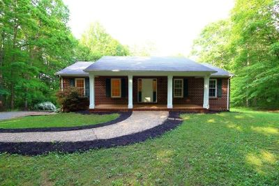 Fluvanna County Single Family Home For Sale: 270 N Boston Rd