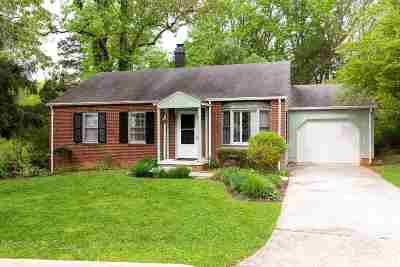 Albemarle County Single Family Home Pending: 2205 Dominion Dr