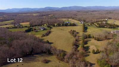 Lots & Land For Sale: 12 Frays Ridge Rd