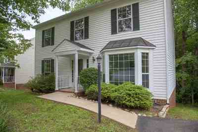 Forest Lakes, Hollymead Single Family Home For Sale: 1847 Steeplechase Run
