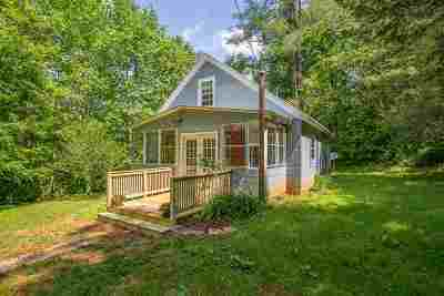 Nelson County Single Family Home For Sale: 122 Lewis Ln