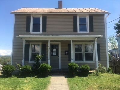 Harrisonburg Single Family Home For Sale: 696 North Liberty St