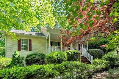 Fluvanna County Single Family Home For Sale: 13 Sherwood Dr