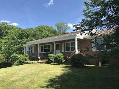 Albemarle County Single Family Home For Sale: 6625 Gordonsville Rd