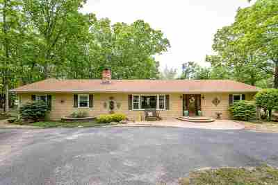 Augusta County Single Family Home For Sale: 519 Lake Rd