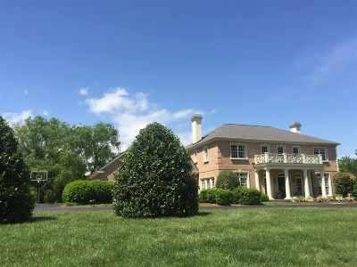 Charlottesville Single Family Home For Sale: 435 Rosemont Dr