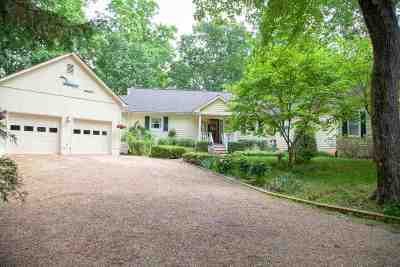 Fluvanna County Single Family Home For Sale: 49 Oak Grove Rd