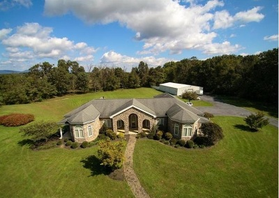 Shenandoah County Single Family Home For Sale: 2140 Stoney Creek Rd