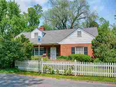 Charlottesville  Single Family Home For Sale: 1815 Rugby Pl