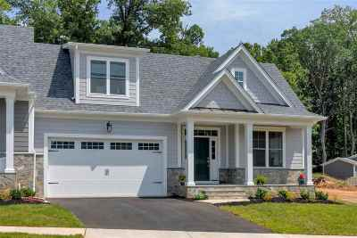 Albemarle County Single Family Home Pending: 76 Saunders Hill Dr