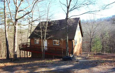 Shenandoah County Single Family Home For Sale: 492 Alpine Way