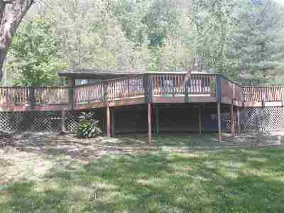 Page County Single Family Home For Sale: Grove Hill River Rd