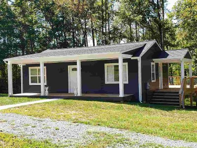 Palmyra Single Family Home For Sale: 33 Cannery Ln