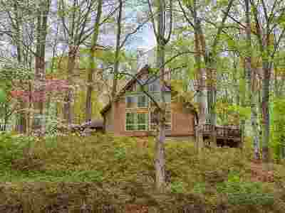 Albemarle County Single Family Home For Sale: 100 Wild Flower Dr
