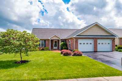 Staunton Single Family Home For Sale: 119 Red Oak Dr