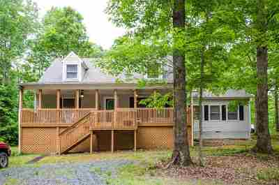 Scottsville Single Family Home For Sale: 272 Fair Oaks Dr