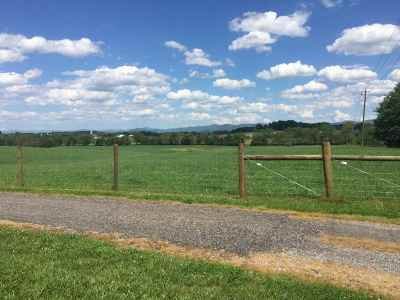 Augusta County Lots & Land For Sale: Samuel Bears Rd