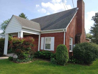 Timberville Single Family Home For Sale: 168 Virginia Ave