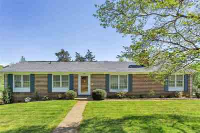 Charlottesville Single Family Home For Sale: 326 Key West Dr