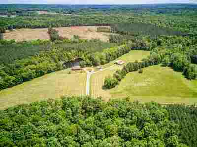 Fluvanna County Single Family Home For Sale: 2834 Venable Rd