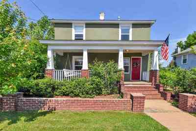 Charlottesville Single Family Home For Sale: 1213 Avon St