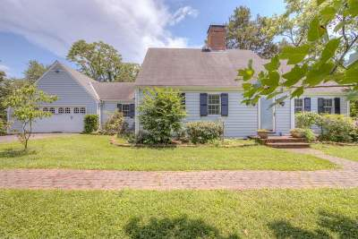 Charlottesville Single Family Home For Sale: 2604 Huntington Rd