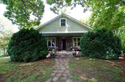 Nelson County Single Family Home For Sale: 38 Old Stoney Creek Rd