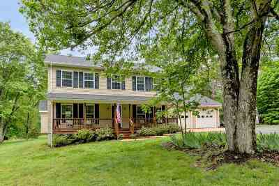 Single Family Home For Sale: 1152 Beaver Dam Rd