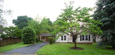 Charlottesville Single Family Home For Sale: 305 Minor Ridge Rd