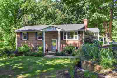 Albemarle County Single Family Home For Sale: 1441 Birchwood Dr