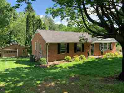 Albemarle County Single Family Home For Sale: 1440 Ballard Dr