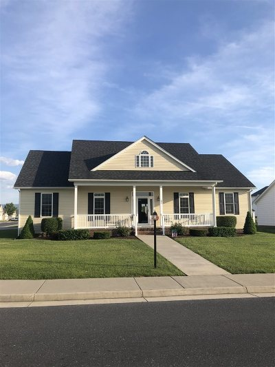Augusta County Single Family Home For Sale: 27 Slate Dr