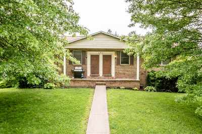 Multi Family Home For Sale: 1711 Park Rd