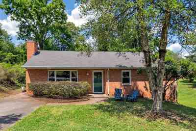 Charlottesville Single Family Home For Sale: 1315 Kenwood Ln