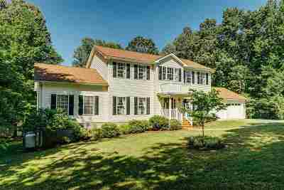 Charlottesville Single Family Home For Sale: 2622 Pea Ridge Rd