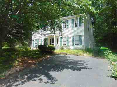 Albemarle County Single Family Home For Sale: 918 Royer Dr