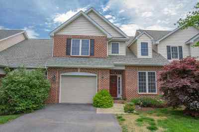 Waynesboro, Staunton Townhome For Sale: 17 Forest Ln
