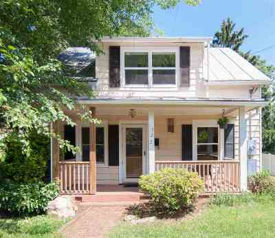 Charlottesville Single Family Home For Sale: 522 Meade Ave