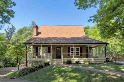 Albemarle County Single Family Home For Sale: 1550 Merriefields Ln