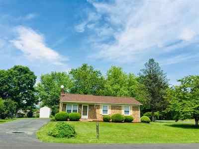 Rockingham County Single Family Home Pending: 500 18th St