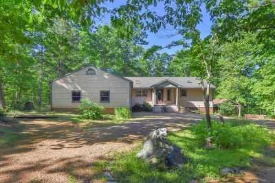 Single Family Home For Sale: 2575 Milton Hills Dr