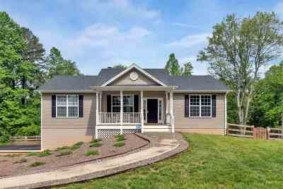 Single Family Home For Sale: 1999 Swift Run Rd