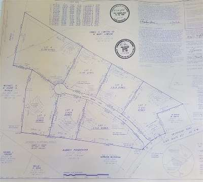 Louisa Lots & Land For Sale: 7 Lots Brickhouse Rd