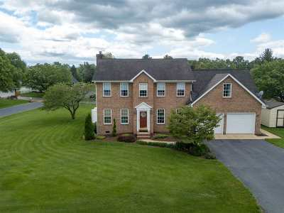 Rockingham County Single Family Home Pending: 105 Willow Dr