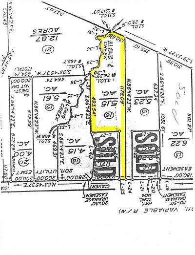 Buckingham County Lots & Land For Sale: Lot 16 S Constitution Rte