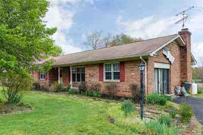 Louisa County Single Family Home For Sale: 15694 Cross County Rd