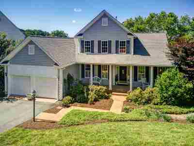 Charlottesville Single Family Home For Sale: 1950 Via Florence