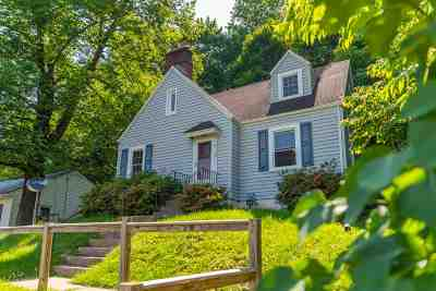 Staunton Single Family Home For Sale: 415 Albemarle Ave