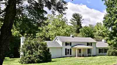 Earlysville Single Family Home For Sale: 2916 Earlysville Rd