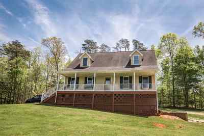Nelson County Single Family Home For Sale: 1312 Tye Brook Hwy